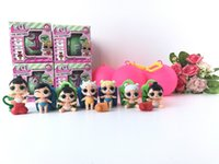 Wholesale Wholesale Surprise Bags - lol dolls Christmas gift LOL Lil Sisters Series 2 Dress Up Toys baby Can spray egg girls Baby Dolls LOL Surprise Dolls with package 20 bags