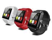 Wholesale red cell watch phone for sale – best Smart Watch U8 Bluetooth Altimeter Anti lost inch Wrist Watch U Watch For Smartphones iPhone Android Samsung HTC Sony Cell Phones