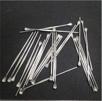 Wholesale mechanical tools - Wax dabber tool wax tank vaporizerwax mod mechanical tool titanium nail dabber tool dry herb vaporizer pen dabber tool free DHL