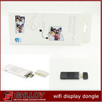 TV-Stick Miracast DLNA WIDI Airplay Wifi Display-Dongle Wireless-Teile Push-Empfänger-Adapter für ios Android-Smartphone
