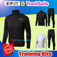 Wholesale Germany Army - 2017 Germany Soccer Training Suits Uniforms Sportswear Germany Long Sleeve 2018 Tracksuit Jacket Survetement Manuel Neuer Football Jerseys