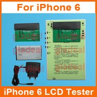 Wholesale Lcd Touch Display Separator - Wholesale-For iPhone 6 LCD Tester to Test Touch Screen Digitizer Display Repair Separator Machine Tool Kit