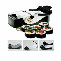 Wholesale Easy Sushi Machine - Perfect Roll Sushi Maker Roller Machine DIY Easy Kitchen Magic Gadget 00564