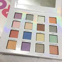 Wholesale I Pro - New Arrival LORAC Eyeshadow LORAC I Love Brunch PRO 3 Eyeshadow Palette Eye Shadow 16 colors