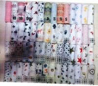 büyük bebek örtüleri toptan satış-DHL 120 * 120 cm Çok Fonksiyonlu Aden Anais Muslin Pamuk Yenidoğan Kundak Büyük Boy Bebek Havlu yatak Battaniye 47 * 47 inç