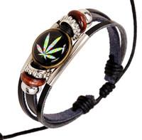 Wholesale Braclet Charms Wholesale - Fashion New Charm Bracelets Women Bracelet Trendy Style Summer Jewelry Leather Charm Bangles Braclet Female Bijoux
