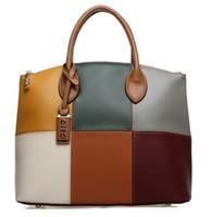 Wholesale Oppo Vintage Handbags - Wholesale-Hot Sale New 2015 Fashion Brand Women Handbag Leather Shoulder Bags Women The Female Leather Bag Retro OPPO Messenger Vintage
