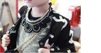 Wholesale Woolen Babies Clothes Wholesale - Children Fashion Coat 2016 New Autumn Fashion Girls coat Cardigan jacket Long Sleeve Woolen coat baby girls clothes