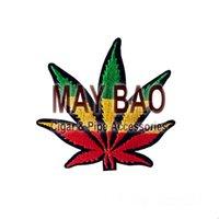 Wholesale Sew Patches Retro - Bob Marley patches Pot leaf patch retro boho hippie applique iron-on patches joint Applique Iron on Patch Sew 10pcs lot