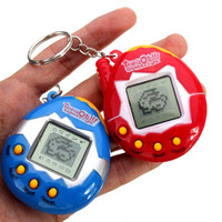 Wholesale Electronic Toys For Children - 2017 innovative design tamagochi electronic virtual pet, digital electronic E-pet game for children, tamagotchi toy kids