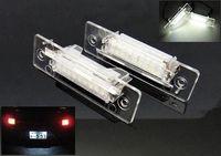 iluminação porsche venda por atacado-Nenhum erro para Carrera 996 986 Porsche 911 Carrera branco número do LED placa lâmpada de matrícula