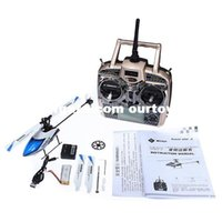 Wholesale 6ch Rc Helicopters Sale - Hot sale WLtoys V977 Power Star X1 6CH 2.4G Brushless remote control toy rc helicopter