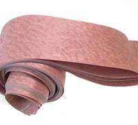 Wholesale Cat Furniture Wood - Wholesale- Length:2.5meters thickness:0.35mm Width:15cm High-grade purple cat leather furniture wood veneer Edge warerobe woodveneer