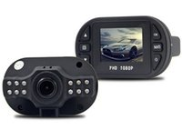 "Wholesale Vehicle Black Box Dvr - C600 1.5"" LCD Screen Car Dvr Wide-angle Lens FULL HD 1080P Vehicle Black Box DVR Camera Video Recorder with (Black) 111181C"