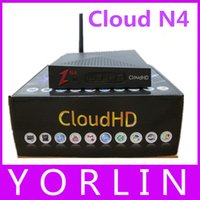 Wholesale Iks Hd - NEWEST Cloud HD N4 Satellite Receiver with remote control without IKS