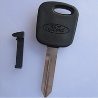 Wholesale Transponder Shells - 10pcs lot for ford Transponder Key Shell (can install chip) with best price 0101016