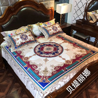High thread count 80yarn conjunto de cama de cor sólida 100% algodão tela queen e king size disponível digit printing pvc bag packing weijiao02