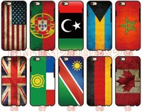 Wholesale S3 Mini Case Flag - Flags of the World For iPhone 6 6S 7 Plus SE 5 5S 5C 4S iPod Touch 5 For Samsung Galaxy S6 Edge S5 S4 S3 mini Note 5 4 3 phone cases