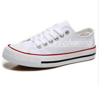 Wholesale Renben Shoes - Free shipping shoes brand RENBEN Unisex canvas shoe Low-Top & High-Top Sport Shoes Sneakers D0011 13 color size 35-45