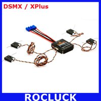Wholesale Spektrum Receivers - Spektrum AR12120 12 ch DSMX XPlus PowerSafe Receiver SPMAR12120