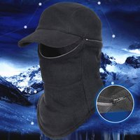 Wholesale Design Headgear - All color hat neckerchief Splittable headgear Quality sport masked head wind proof protector New design cap