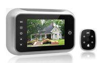 Wholesale doorbell peephole for sale - Group buy 3 quot LCD Screen TFT Visual Monitor Digital Door Bell Doorbell Peephole Viewer