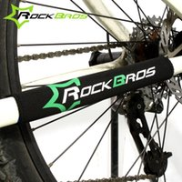 Wholesale RockBros Outdoor Bike Cycling Bicycle Frame Chain Care Cover Chainstay Posted Prot Protector Guard Pad