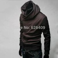 Wholesale Turtle Neck Sweatshirts - Free shipping High Collar Men's Jacket Top Brand ,Sweatshirt,Dust Coat ,Hoodies Clothes,cotton wholesale