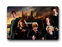 outdoor step mats - Step Into Harry Potter Theme Home Welcome Doormats Personalized Durable Indoor Outdoor Door Mat