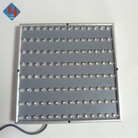 Wholesale Grow Products - 2015 New Product Low Power Grow LED Panel 50W 112*0.5W Indoor Plant Water System 630nm red led 460nm blue led 610nm orange led