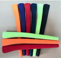 Wholesale Golf Putters Grips - golf grip (100pcs lot) golf rubber putter grip in 6 colours