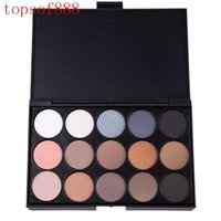Wholesale eyeshadow colors for blue eyes for sale - Group buy 50 Natural Colors Long Lasting Eyeshadow Palette Cosmetic Makeup Eye Shadow Palette For Women Style Choose