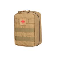 Wholesale Travel Fan - GOOD!Outdoor sports purse tactics medical first aid kit Army fan tactics pack Unexpected help Outdoor necessities