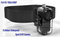 Wholesale Mini Digital Video Camera Waterproof - New Mini DV Full HD 1920*1080P 10 Meters Waterproof Camera Digital Video Camera Free Shipping