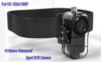 nouveau full hd mini dv achat en gros de-Nouveau Mini DV Full HD 1920 * 1080 P 10 Mètres Étanche Caméra Numérique Caméra Vidéo Livraison Gratuite