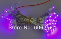 Wholesale Low Voltage Bead Lights - Wholesale-Pink LED lamp beads   Modern crystal low-voltage lights string lights 150PCS