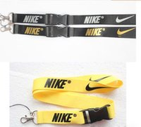 Wholesale Cell Phone Keyring - 2017 Hot LANYARD Mobile Cell Phone Lanyards Accessory Straps Holder Lanyards for Keys Keyring iPhone Samsung