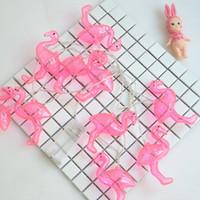Wholesale Photography C - Flamingo Lamp String Creative Photography Take Photo Props Lovely Pink Flamingos LED Light Girl Bedroom Decor 6 35mx C R