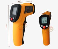Wholesale GM300 Non Contact Laser LCD Display Digital IR Infrared Thermometer Temperature Meter Gun to
