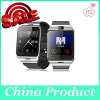 "Wholesale Wrist Massage - Aplus GV18 1.55"" GSM Bluetooth Wearable Watch Phone(NFC,Bluetooth Dialer,Massage,SIM Card calling,Music,Pedometer,Camera) 002717"