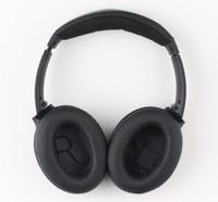 ear headphones sound al por mayor-PH35 Noice Cancelling Headphones Wireless Headphone Over-ear Headset Buena calidad de sonido