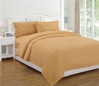 Wholesale Bedding Thread Count - Wholesale-Elegant Comfort 1800 Thread Count Wrinkle & Fade Resistant Egyptian Quality Ultra Soft Luxurious 4 Piece Bed Sheet Set