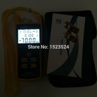 Wholesale Cheap Power Meters - Wholesale-Free Shipping Used in Telecommunication Field Cheap JW3208A -70~+6dBm Handheld Fiber Optic Power Meter