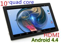 Wholesale Tablet Pc Google Android 16gb - NEW 10inch A31S Google quad core tablet PC 10inch Android 4.4 Tablet pc 1G RAM 8GB 16GB 32GB ROM bluetooth HDMI dual camera 5500mah battery