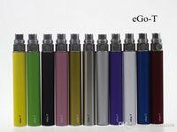 Wholesale Egot Ce4 Atomizer - ego battery eGo-t battery 650mah 900mah 1100mah egot e cigarette battery electronic cigarette 510 thread for CE3 CE4 atomizer MT3 protank H2