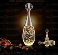 Wholesale Perfume Bar Bottle - 2018 NEW bubble fashion brief led crystal lamp pendant light perfume bottle lighting bar lamps customized Rectangle circular base MYY