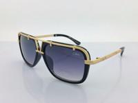 Wholesale Big Black Fashion Eyeglass Frames - Germany Cazals Sunglasses 4019 Popular Brand Cazals Eyeglasses For Mens Womens Oversized Big Frame Eyewear Oculos De Sol Masculino