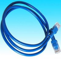 Wholesale Patch Cable Wiring - Network Cable 3 FT 1M RJ45 Ethernet Network Patch Cable Lan Cable Cord Blue Color Wire Jumper Network Connections RJ45 CAT5 5E CAT5E MHM126