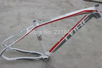 "Wholesale Cube Reaction 17 - CUBE REACTION 26"" Mountain Bike Frame Aluminum Alloy Bicycle Frame +Headset+Seatpost Clamp 17"" 19"""