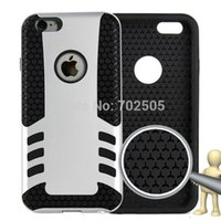 Case Cover prova robusta armatura Defender all'ingrosso-Fire Arrow ibrida Shock per iPhone 6 6G 4.7 pollici iPhone6 ​​Cases